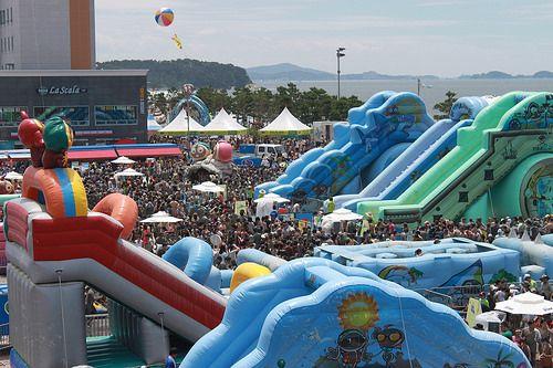 Boryeong Mud Festival 29