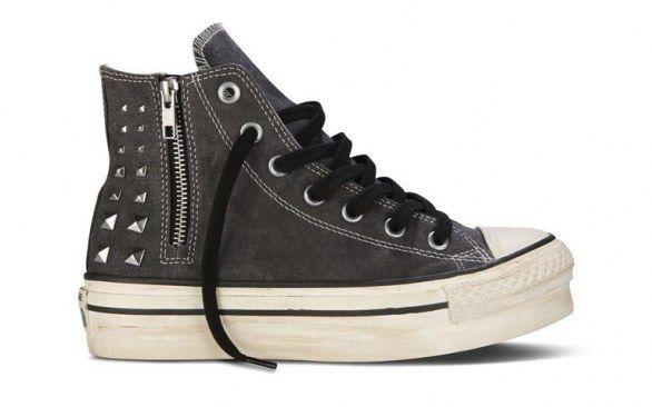 Collezione Converse alte platform FOTO  #converse #sneakers #scarpe #scarpedonna #platform #shoes #mood #trend