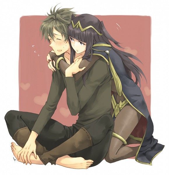 Fire Emblem: Awakening, Stahl and Tharja. These two have some of the most adorable support dialogues. I love them.