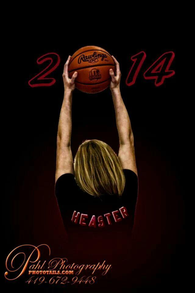 High school Senior basketball
