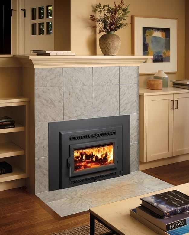 Lopi Wood Fireplaces Are Built To Last And Feature Long Overnight