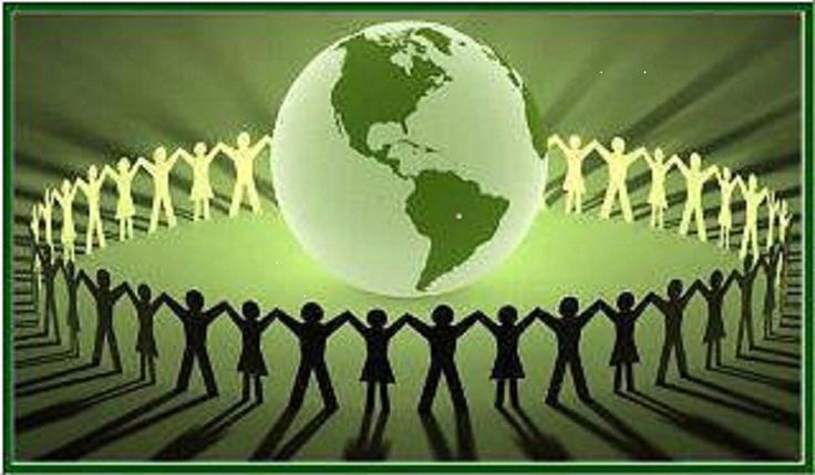 Lyme support needed around the world.: Around The World