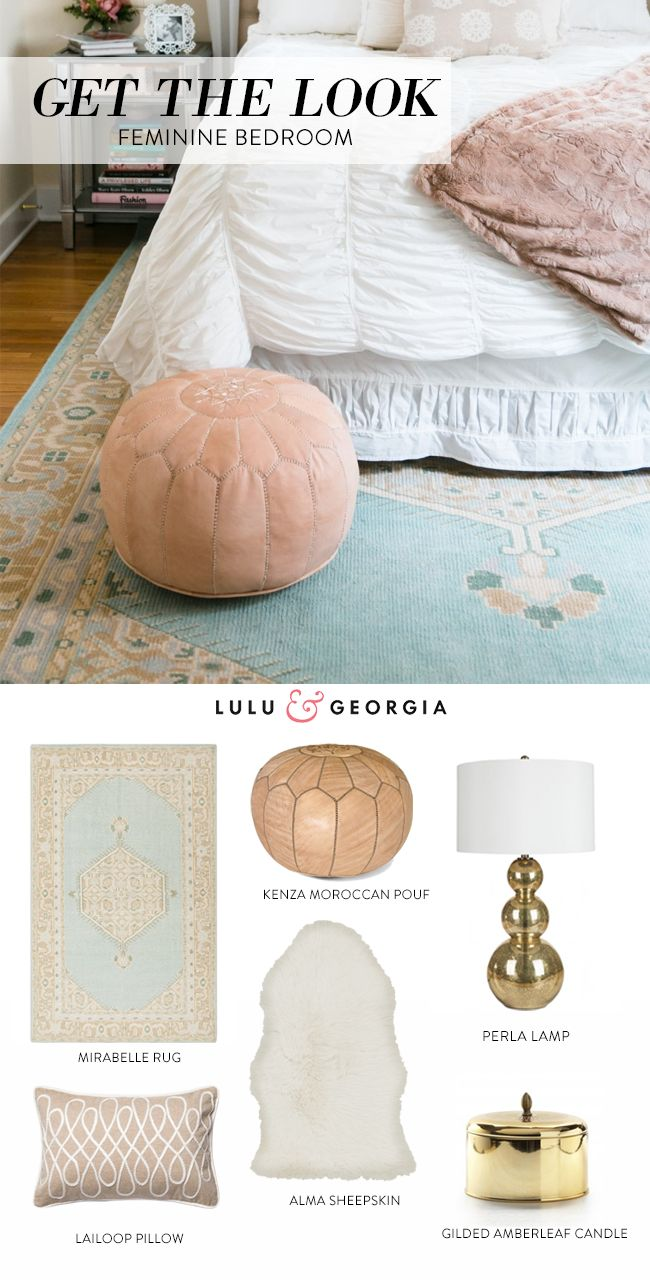 Create a serene bedroom with muted colors and cozy textures. Lulu & Georgia has all the home decor essentials to give your space a fresh feel. Shop now and receive 10% off your first order when you sign up to receive L&G emails!