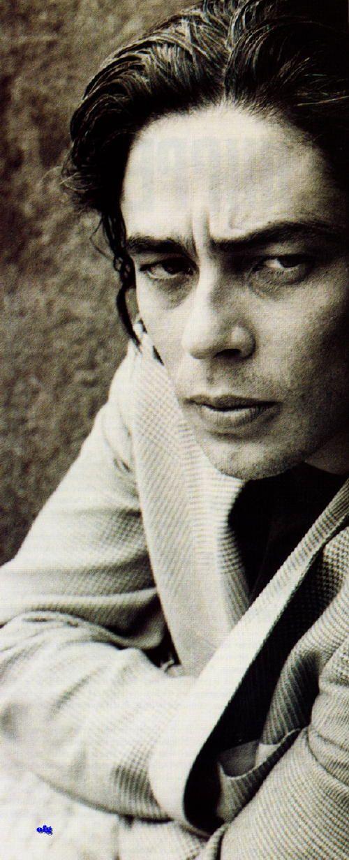 Benicio Del Toro. S)
