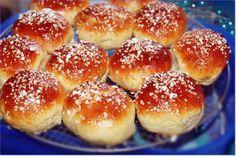 Pikkupallat - süße Brötchen aus Finnland