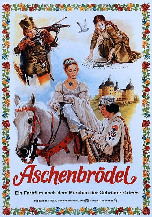 Poster zum Film: Drei Haselnüsse für Aschenbrödel. 1975
