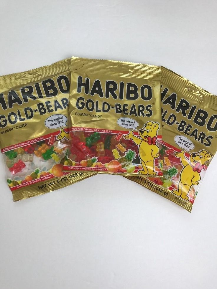 Best 25+ Haribo gold bears ideas on Pinterest | Haribo gummy bears ...