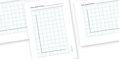 Bar Graph Template - bar graph, template, maths, designing graphs