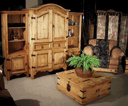 Mexican Style My Furniture In My House Looks Like This I 39 Ve Always Called It Rustic Ha Ha