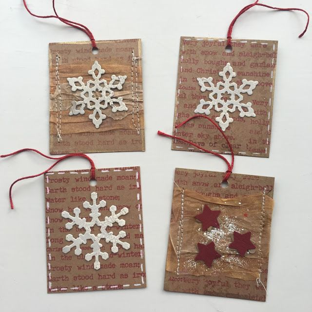 PaperArtsy EAB05 Winter Edition by Ruth at Love to Create