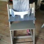 Hynder til Stokke stol- Trip Trap DIY