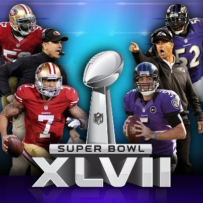 #Harbowl #Baltimore #Ravens #Sanfrancisco #49ers #SuperBowl #Caw