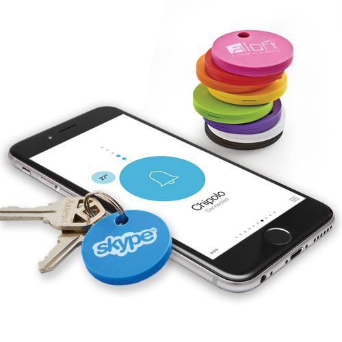 Revolutionary Bluetooth ITEM FINDER helps you keep your eye on your valuables. Attach it on anything often misplaced or lost, and connect it with the App on your phone. Make items ring from your phone, or ring your misplaced phone by shaking