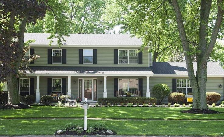 Room additions, Craftsman and Colonial exterior on Pinterest