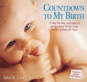 Countdown to My Birth (Calendar) - A day by day account of pregnancy from your baby's point of view BY MEADOWBROOK PRESS