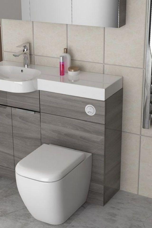 Bathroom Vanity And Toilet Units