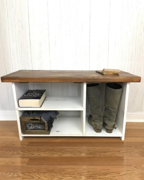 Pin By Kim Crawford On Diy Needs Bench With Shoe Storage Shoe Storage Bench Entryway Entryway Bench