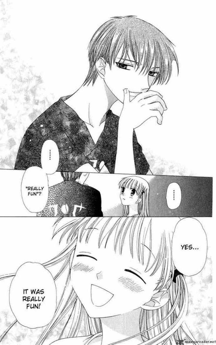 fruits basket coloring pages manga - photo#31