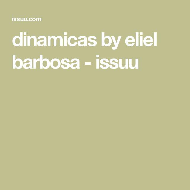 dinamicas by eliel barbosa - issuu