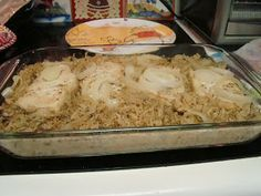 Trisha Yearwood's Pork Chops and Rice. This is very good