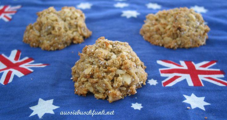 Anzac Kekse Anzac Biscuits