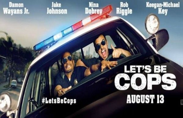 """""""Let's Be Cops"""" the Buddy Cop movie, where They're Only Pretending to be Cops #LetsBeCops [Video] Trailer http://www.redcarpetreporttv.com/2014/08/13/lets-be-cops-the-buddy-cop-movie-where-theyre-only-pretending-to-be-cops-letsbecops-video-trailer/"""