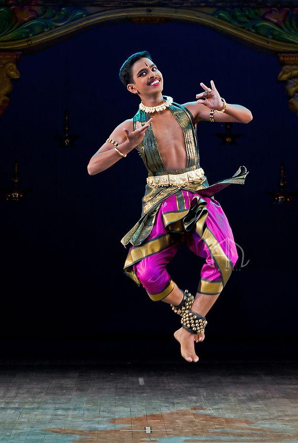 Classical dance Bharatanatyam recital by Yeshwant Prasad