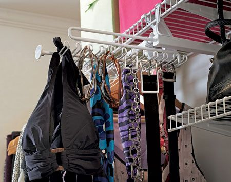 Ready Made Storage Components Make Organizing Your Closet Simple And  Inexpensive. This Article Compares Features Of Three Different Systems And  Explains ...