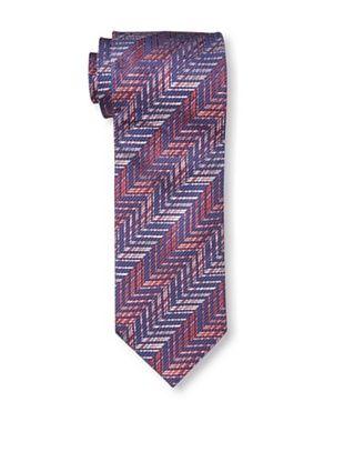 53% OFF Missoni Men's Zig Zag Tie, Red/Blue