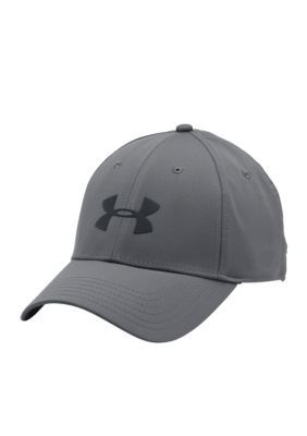 Under Armour Men's Storm Headline Cap - Graphite/Steel/White - L/Xl