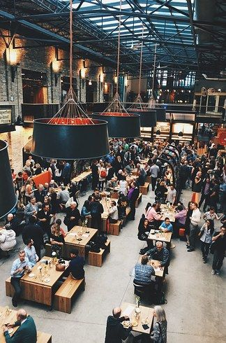 12 Reasons A Weekend In Winnipeg Is A 100% Win: The newly renovated Forks Market.