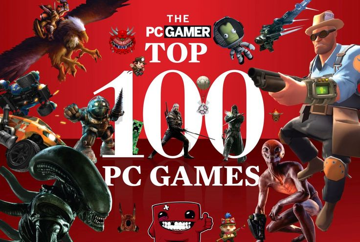 The best PC games you can play today.