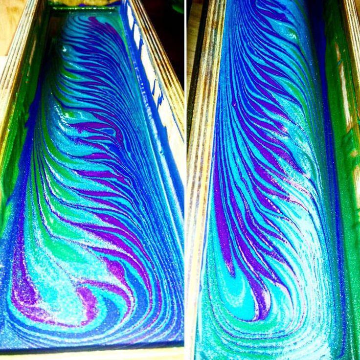www.facebook.com/thatgreenstuff.au/ Gorgeous swirl soap