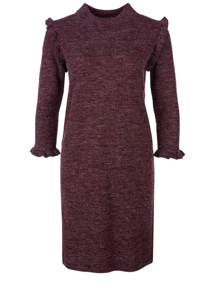 Strickkleid Jetzt bestellen unter: https://mode.ladendirekt.de/damen/bekleidung/kleider/strickkleider/?uid=71416ce7-8445-5d60-aca0-5293351f5bc5&utm_source=pinterest&utm_medium=pin&utm_campaign=boards #strickkleider #damen #casual #kleider #bekleidung