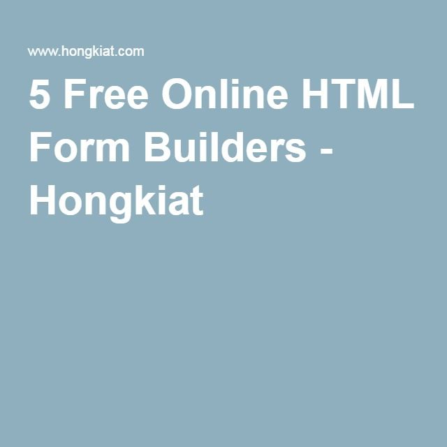 Počet nápadov na tému Online Form Builder na Pintereste 17 najlepších - software request form