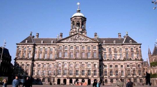 Netherlands - Amsterdam (Königspalast)