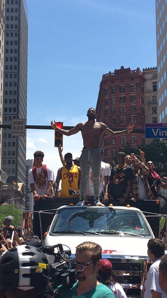 Cleveland represent!