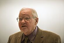 Fredric Jameson-- (born 1934) is an American literary critic and Marxist political theorist. He is best known for his analysis of contemporary cultural trends. He once described postmodernism as the spatialization of culture under the pressure of organized capitalism. Jameson's best-known books include Postmodernism, or, The Cultural Logic of Late Capitalism, The Political Unconscious, and Marxism and Form.