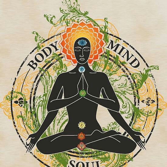 Meditation for body, mind and soul.