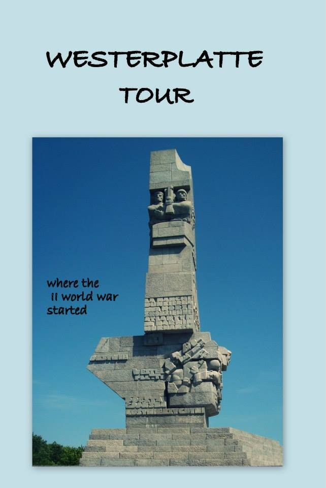 Westerplatte - the place where World War II began