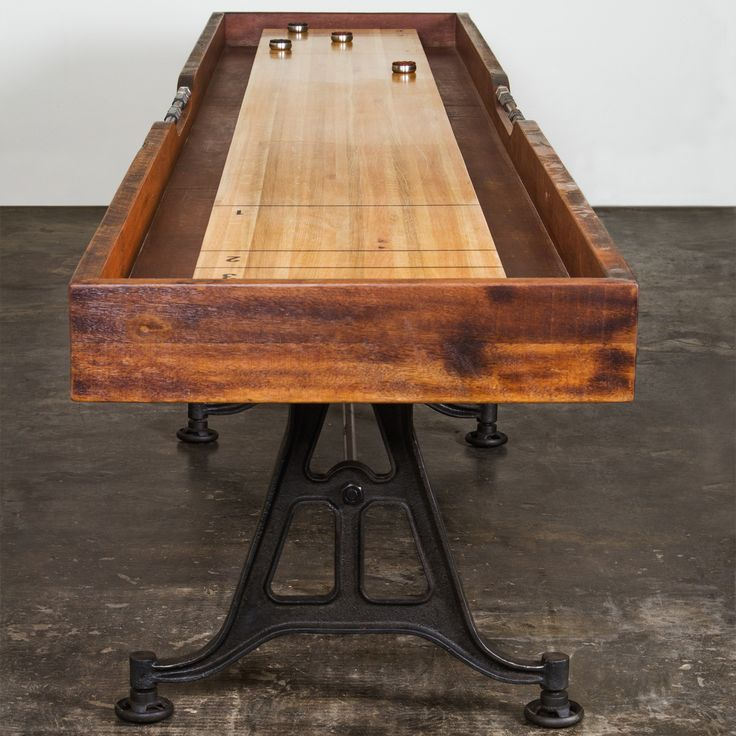 Shuffleboard Table | Wayfair