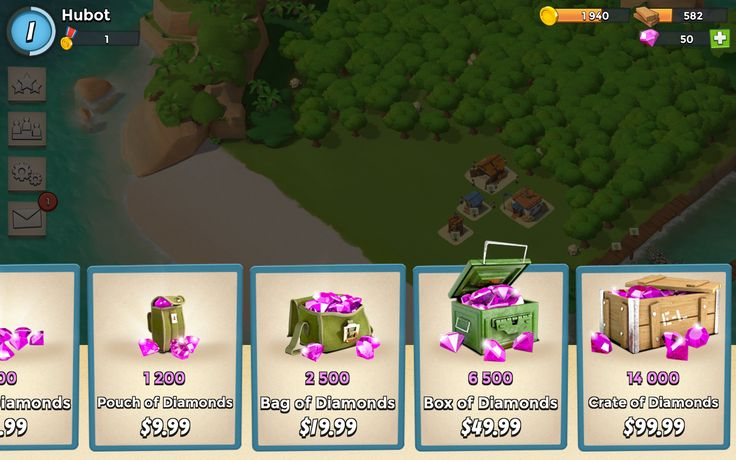 boom beach store - Google Search