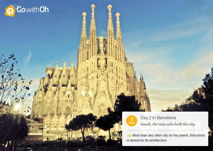 Day 2 in #Barcelona = Visiting some wonderful architecture! Here are the Gaudí highlights: www.gwo.is/bcn-day2-g  #GowithOh