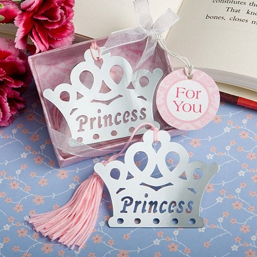 Princess Bookmark Favors