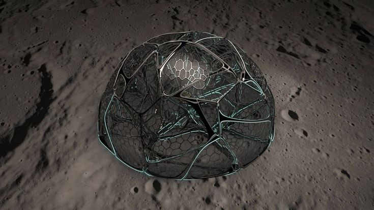 2013 Innovation and Architecture for Space Award-Moon Origin Point