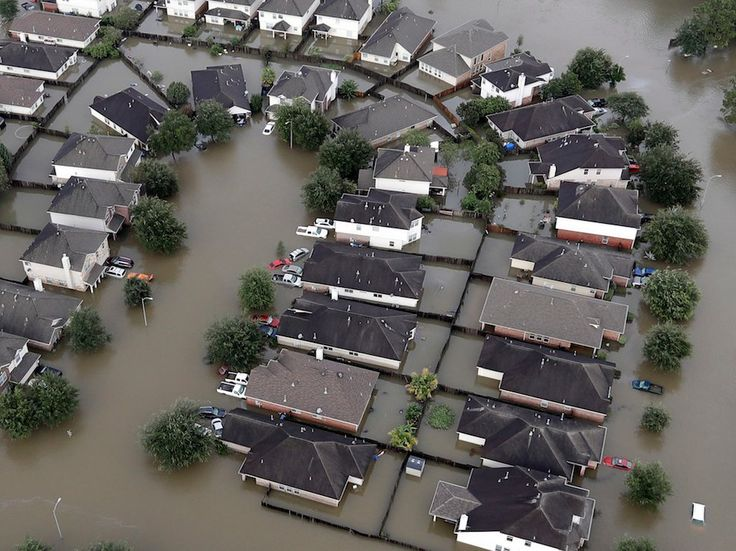 Here's what it was like to be trapped in a house for five days during Hurricane Harvey