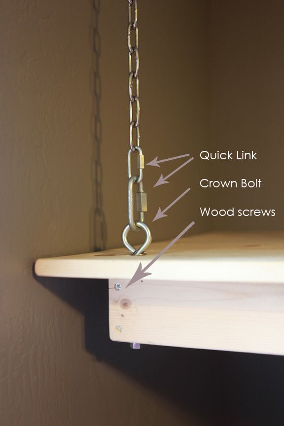 Hanging Bed How to BOLTS
