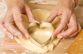 10 secretos para hacer galletas caseras perfectas , Cómo hacer galletas caseras perfectas. Os damos consejos para hacer galletas caseras perfectas: cómo estirar la masa, cortar las galletas, cocinar las galletas...
