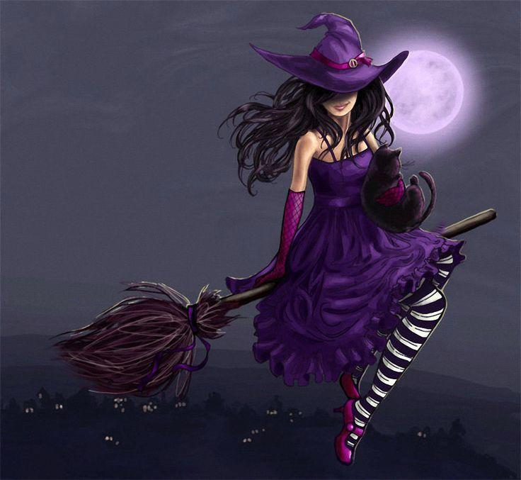речь картинки моя прекрасная ведьмочка этой