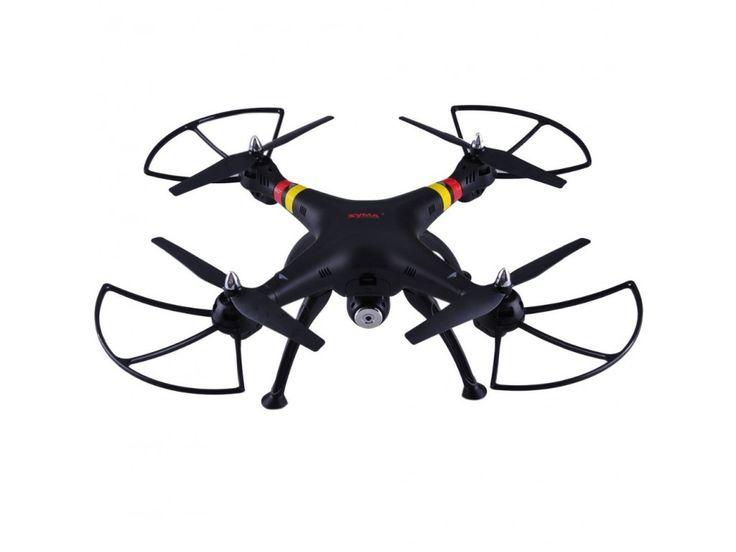 SYMA X8C Drone met HD CAMERA zwart  EUR 89.99  Meer informatie